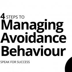 4 Techniques to Managing Avoidance Behaviour